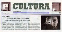 Articolo FIof aprile 2014