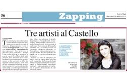 Articolo mostra castellp 2013